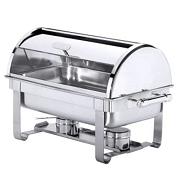 CHAFING DISHES AND ACCESSORIES